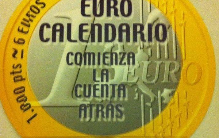 L' EURO CALENDARIO-Eco